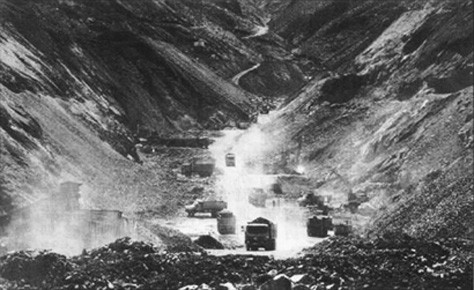 中国共産党のチベットにおける鉱山開発