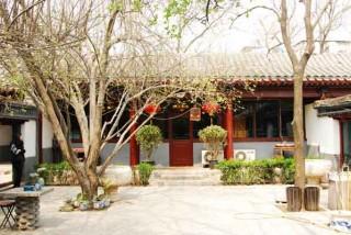 北京の溥傑故居。溥傑は1961年から1994年までをここで過ごした。