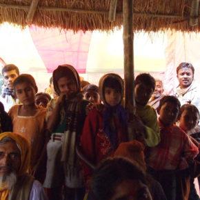 インド西ベンガルの村から