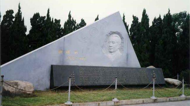 胡耀邦陵墓