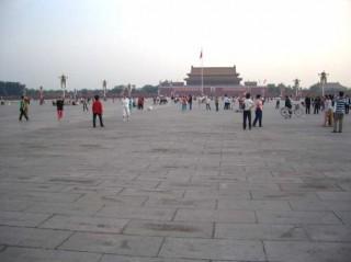 天安門広場