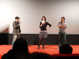 フランス映画祭のあるティーチ・イン風景(本文で言及のものとは別)