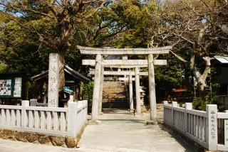 現在の岐佐神社の社殿
