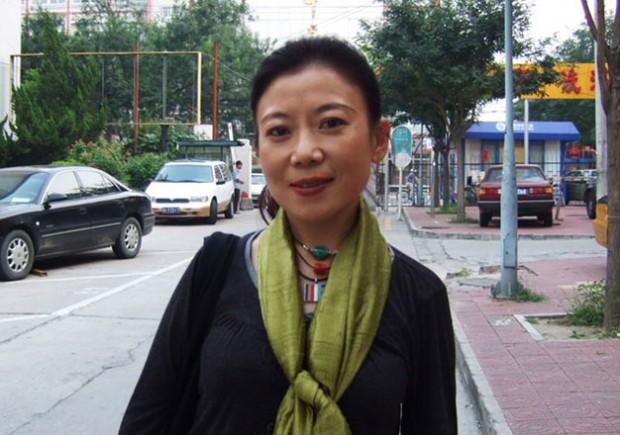オーセル氏、2008年9月、北京