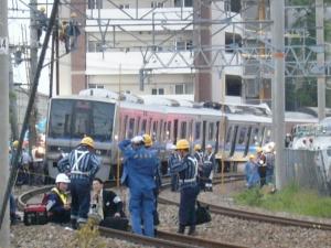 JR福知山線脱線事故(2005年)