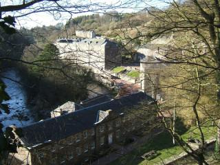 ニューラナーク村の風景(出典: Wikipedia)