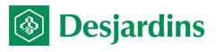 カナダ・ケベック州に本拠を置くデジャルダン信用金庫のロゴマーク
