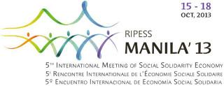 RIPESSマニラ会議のロゴ