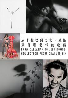 靳宏偉(チャールス・ジン)のコレクション展のポスター(写真/三影堂撮影芸術センター提供)