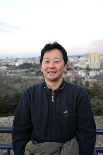 小野裕一さん。東北大学災害科学国際研究所で防災・減災・復興を研究