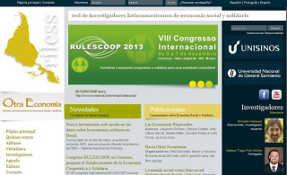 RILESSのウェブサイト