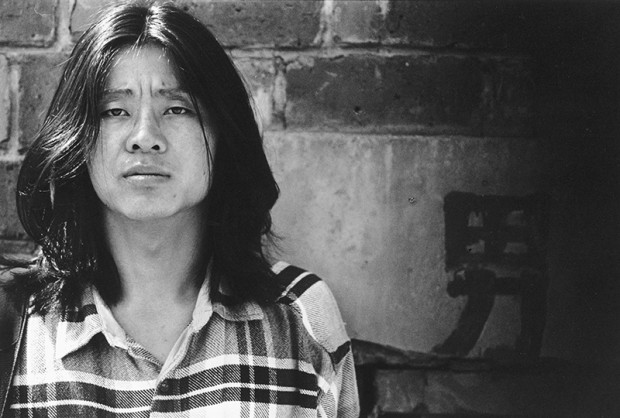 艾未未「祖咒」1994年ごろ北京東村時代の左小祖咒