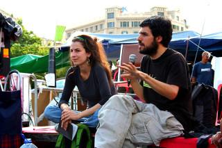 エンリック・ドゥラン(右、2011年撮影)