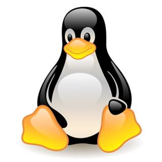 リナックスのマスコットキャラクターのペンギン