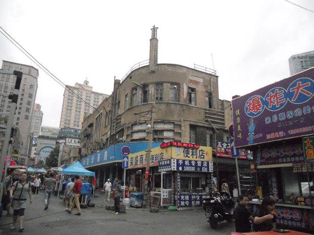 旧連鎖街の現在の様子(筆者撮影)