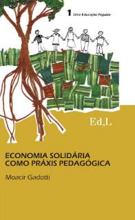 書籍「教育の実践としての連帯経済」の表紙