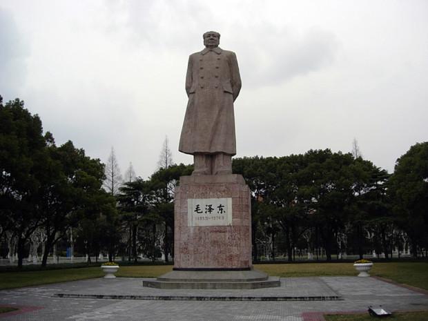 筆者が留学した上海の大学キャンパス