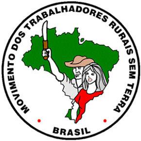 土地なし農民運動のロゴ