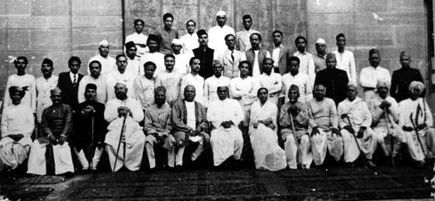 独立後初のインド音楽会議