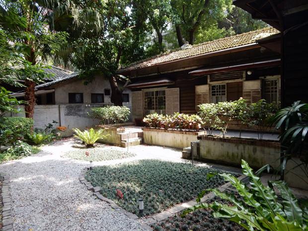 台北に残る日本家屋