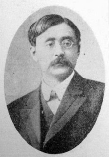 「武士道」の著者の新渡戸稲造(1862~1933)