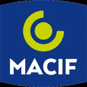 フランス商工業業者保険相互会社(MACIF)のロゴ