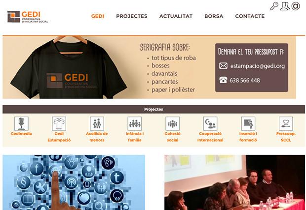 社会イニシアチブ協同組合GEDIのページ