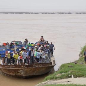 開封──廃黄河の分岐点
