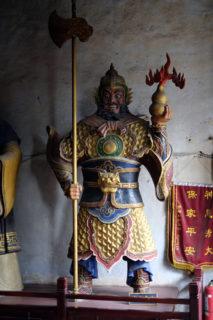 閼伯(火の神)は商丘古跡群の中心に位置し、聖火を採火する国家施設でもある