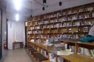 ソウル社会的経済支援センター内部の様子