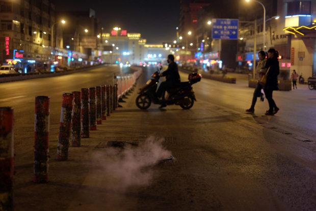 蘇北の重要都市である徐州は「不夜城」で、深夜までにぎわいが絶えない