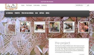 Ilha Rendadaのサイト(英語版)