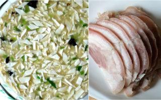 淮安の庶民料理、梱肉と平橋豆腐は上品な薄味が好ましい