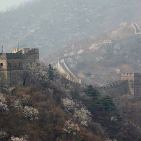 万里の長城──ユーラシア大陸の文明伝達装置