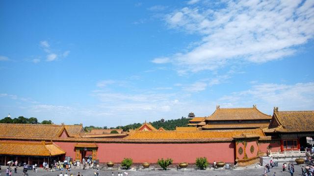 紫禁城、京師(首都)の中枢