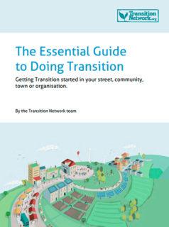 「トランジションを実践するための基本ガイド」表紙