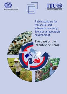 ILOの報告書の表紙