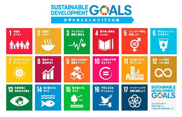 国連で2015年に採択された持続可能な開発目標