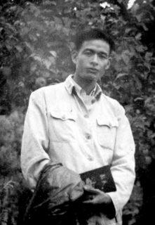 呉克泰:1953年頃に撮影された(本連載のメンバーである本田善彦氏が呉克泰氏から提供された)