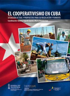 研究書「キューバにおける協同組合運動」の表紙