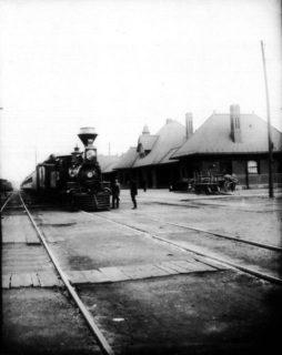 CB&Qの出発点となったミシガン・セントラル鉄道 (Wikipedia)