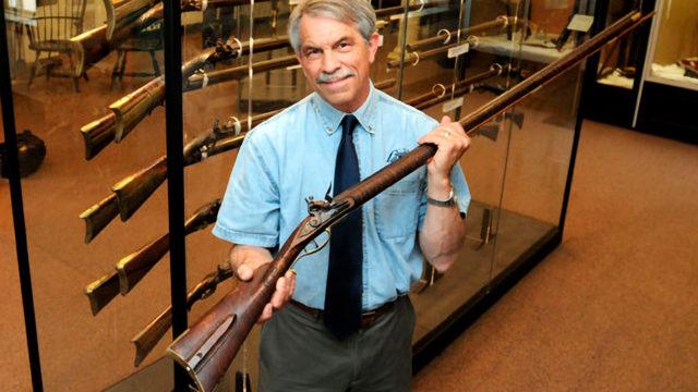 ペンシルヴェニア・ライフル(Landis Valley Museum)