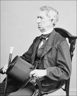 リンカーンの外交を担った国務長官ウィリアム・シワード(U.S. Department of State)