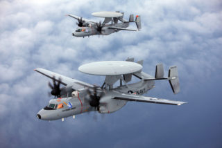 E-2D早期警戒管制機(Northrop Grumman Corporation)