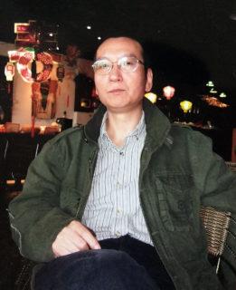 2007年3月27日、北京・万聖書園にて、劉燕子撮影