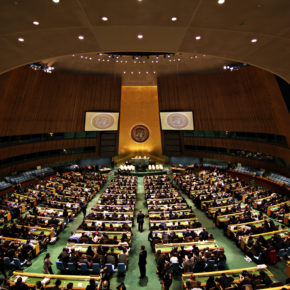 世界人権宣言と経済