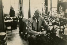 ナパームを発明したハーヴァード大教授ルイス・フィーザー(The Science History Institute)