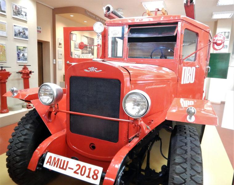スターリン時代の消防車