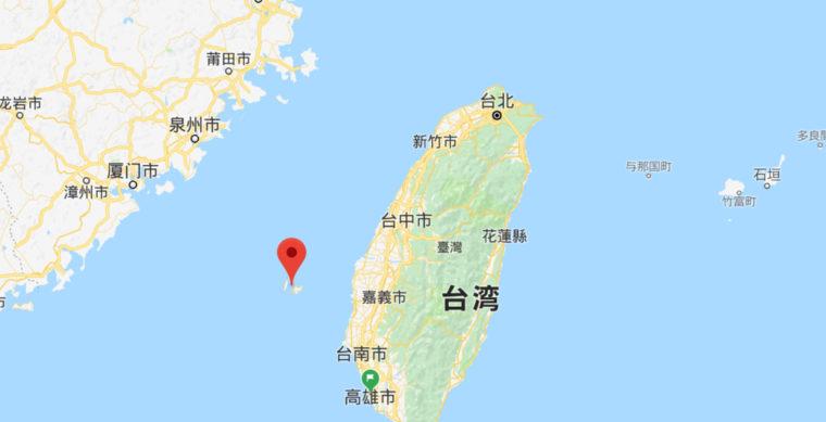 台湾海峡の戦略の要地・澎湖島(hatenablog.com)