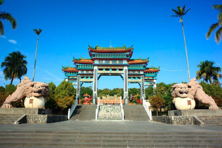 台湾を代表する義民廟である新埔褒忠亭義民廟(台湾宗教百景)